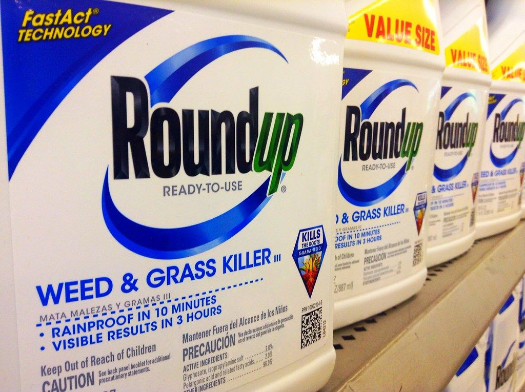 Roundup Weed & Grass Killer