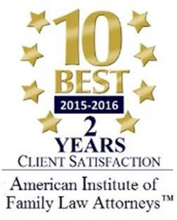 2015-2016 Client Satisfaction Award