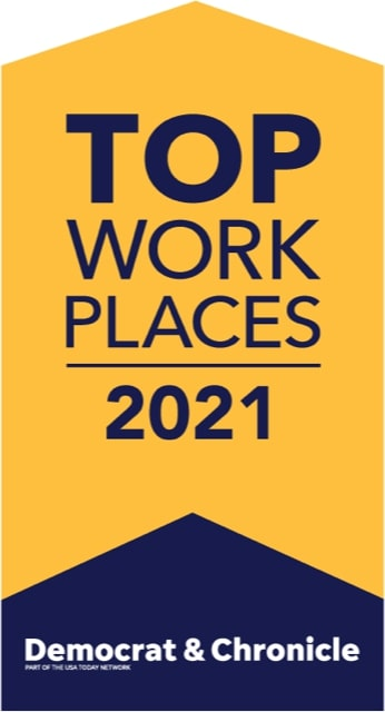 Rochesters Top Workplace award